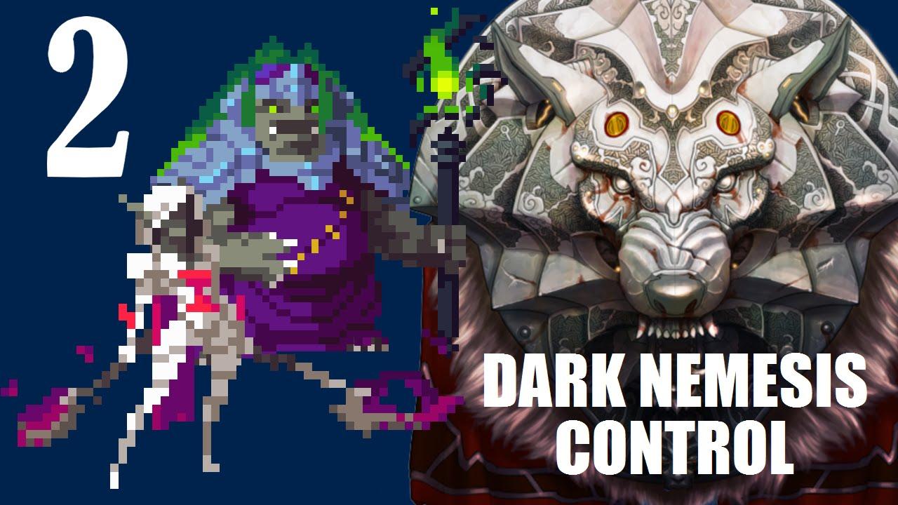 Duelyst 2 Vanar Dark Nemesis Control