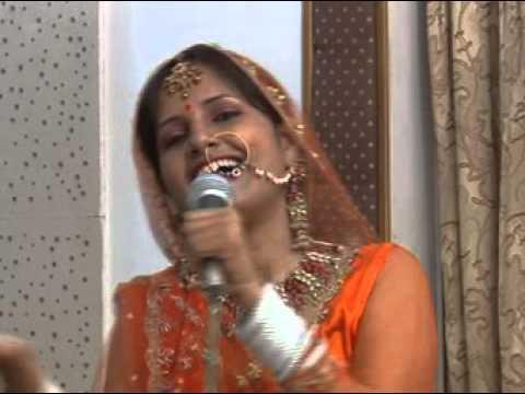 awadhi devi geet by the folk singer sarika srivastava