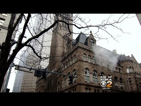 Allegheny County Courthouse Needs Expensive Restoration