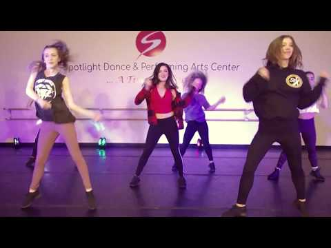 Learn How to Dance - Easy Hip Hop Class
