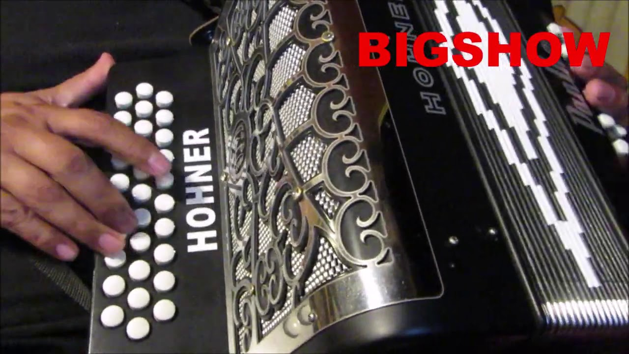arnulfo gonzalez alegres de teran tutorial instruccional facil acordeon sol nivel principiante