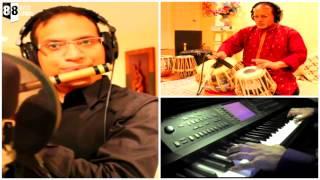 Mann Ki Lagan (Flute Cover) - Aakash Gandhi (feat Sahil Khan & Dr. Hussain Khan)