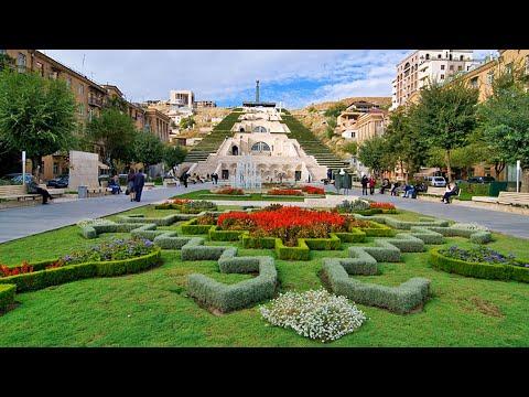 В Армении потеплеет на десять градусов. Погода в СНГ