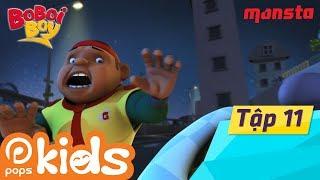 Boboiboy Tập 11: Sự Cố Bánh Cookie - Phim Thiếu Nhi Hay Tiếng Việt | Hoạt Hình POPS Kids