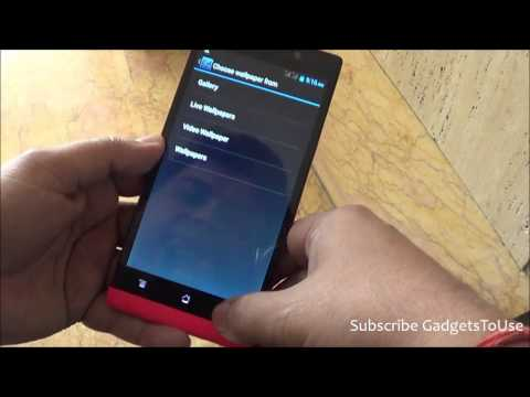 Karbonn Titanium Octane Review Videos