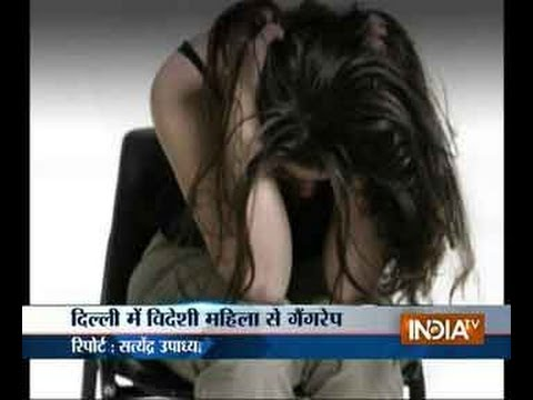 Denmark citizen gangraped at knifepoint in Delhi