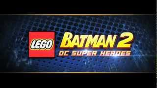 LEGO Batman 2: DC Super Heroes for Mac - Original Story