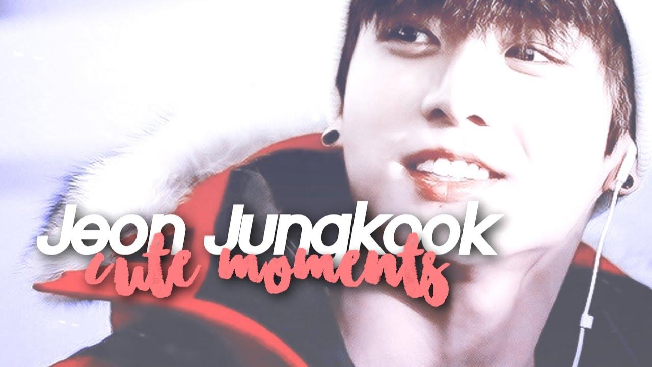 Jeon Jungkook Cute Moments