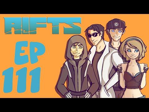 Rifts RPG Campaign Part 111