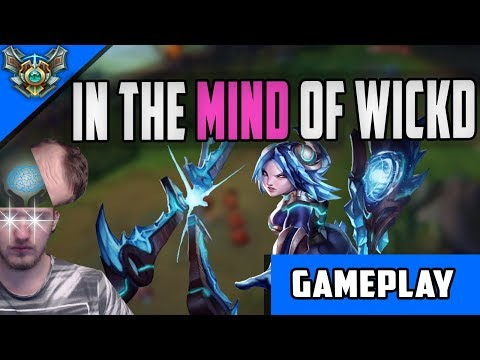 Find out what happens in the mind of a high elo player during a game - league of legends