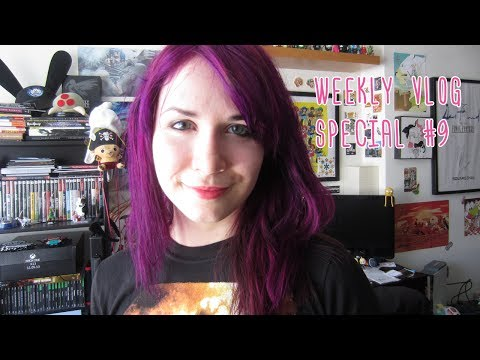 Weekly Vlog Special #9: Circle Lenses, Persona 4 and Rice Digital