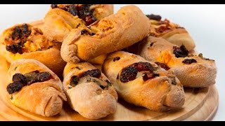 Хлебные конверты | Теле-теле-тесто