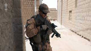 Svensk insatspersonal i Mali