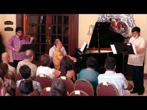 Ako ay Pilipino/ Sa Kabukiran Medley (Arr. Nhick Ramiro Pacis)