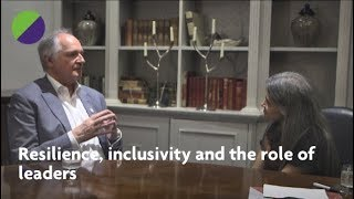 Paul Polman on Resilience, Inclusivity and the Role of Leaders