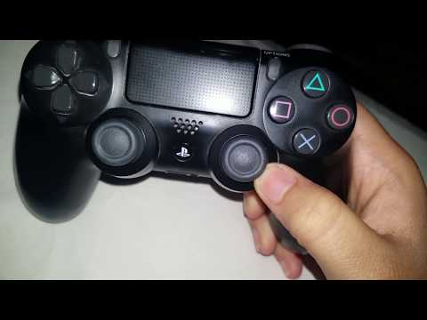 How to fix a PS4 controller that moves by itself!