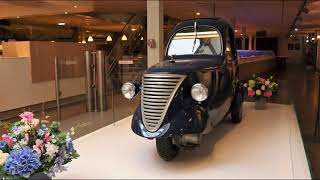 DAF Museum in Eindhoven