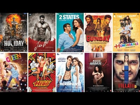 Top 10 bollywood movies of 2014 by box office collection - Highest box office collection bollywood ...
