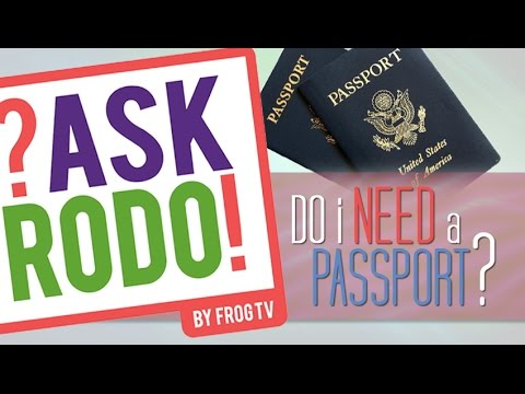 Need a Passport to Visit Costa Rica? Ask Rodo