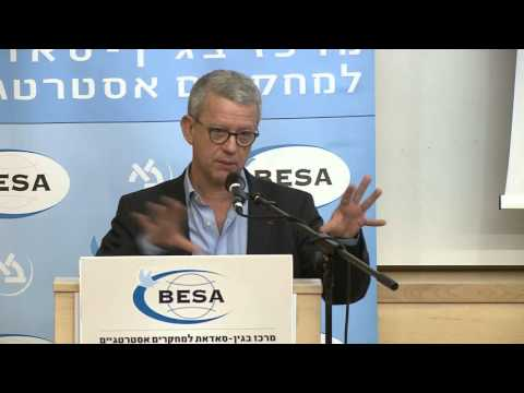 Dr. Bruno Tertrais, Foundation for Strategic Research, French Policies in the East Mediterranean