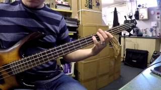 Slipknot Confessions Bass Cover By Mike Smith