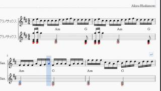 My original composition: 「The fortune tune」 by Akira Hashimoto