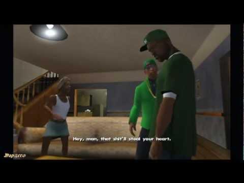 GTA San Andreas #93 Beat Down On B Dup