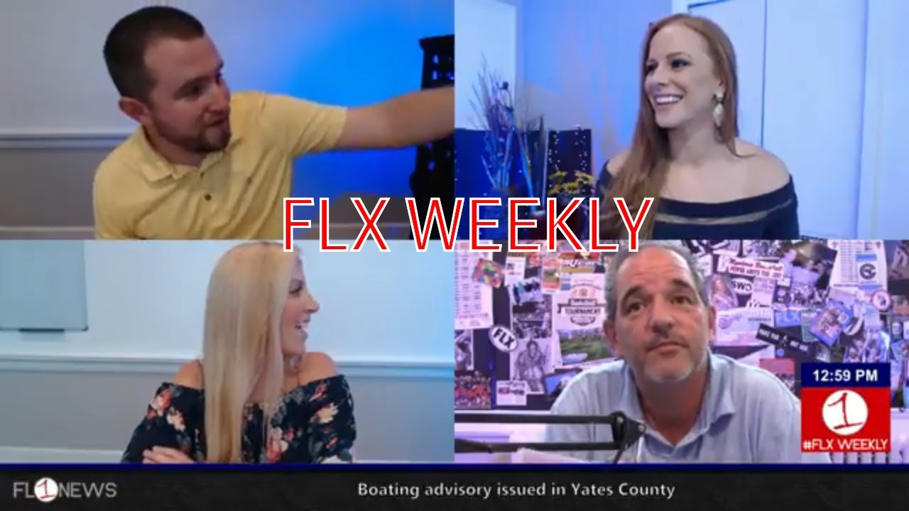 Flood aftermath and a dry weekend ahead .::. FLX Weekly with Jessica Lahr 8/15/18