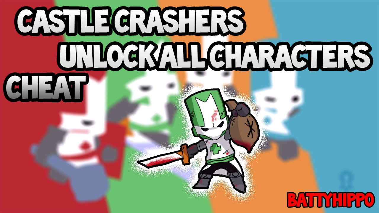 Castle Crashers Remastered X1 (ALL Weapons GUIDE) - YouTube