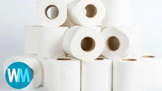 Historical Toilet Paper Alternatives