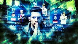 ЛОВЛЮ ЛУЧШИХ ПОЛУЗАЩИТНИКОВ В ИГРЕ | FIFA 17 TOTY