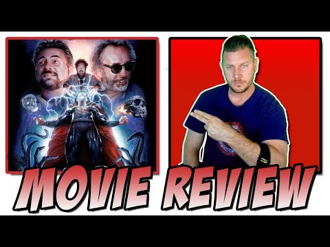 """The Death of """"Superman Lives!"""" What Happened? - Movie Review (A Documentary by Jon Schnepp)"""