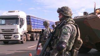 Operação Ágata 8 - Comando Militar do Sul na Operação Ágata 8