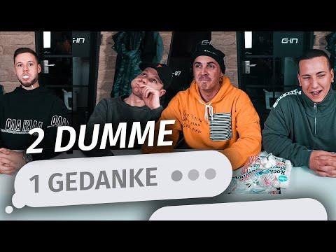 2 Dumme 1 Gedanke | mit UnsympathischTV EinfachPeter und Shpendi