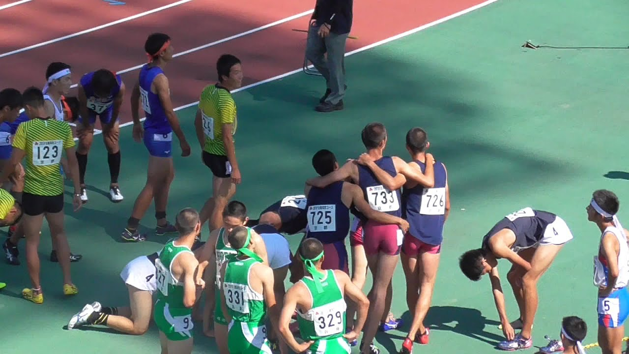 近畿 ユース 陸上 2019 1年女子800m決勝 -近畿高校ユース陸上2019-