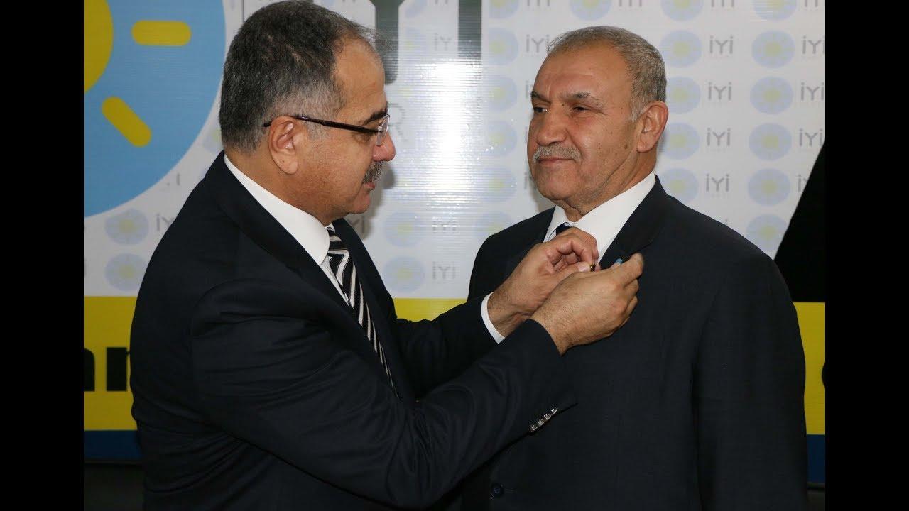 İyi Parti'nin Belediye Başkan Adayı Abdulkadir Kırmızı oldu