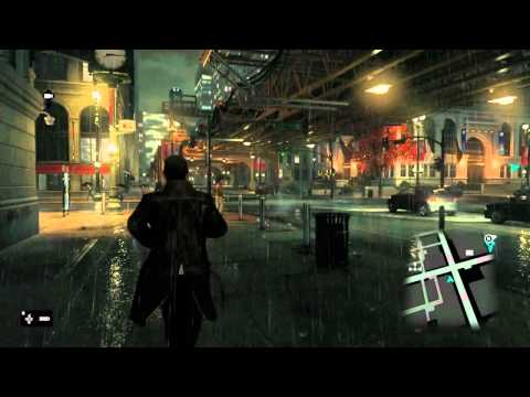трейлер 2012 года - Watch Dogs - Game Demo Video [UK]