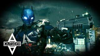 Batman: Arkham Knight - AR Challenge - Azrael
