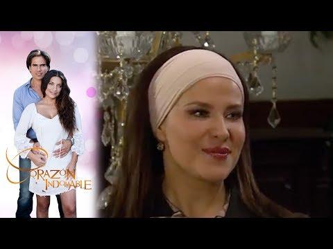 Natasha confiesa la verdad de la muerte de Alfonso | Corazón indomable - Televisa