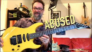Friends Abusing My Guitars - Bonus weekend chill-out content