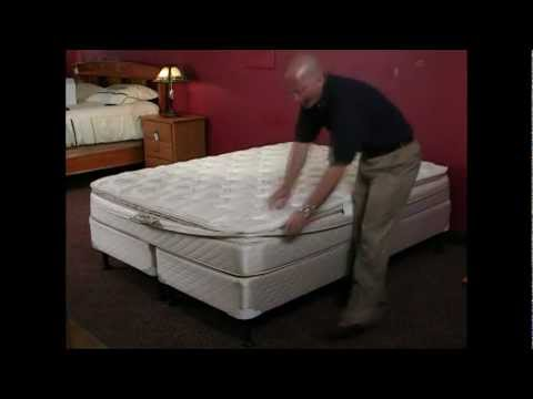 InnoMax Air Bed Instructional Assembly Video On Softside Mattresses