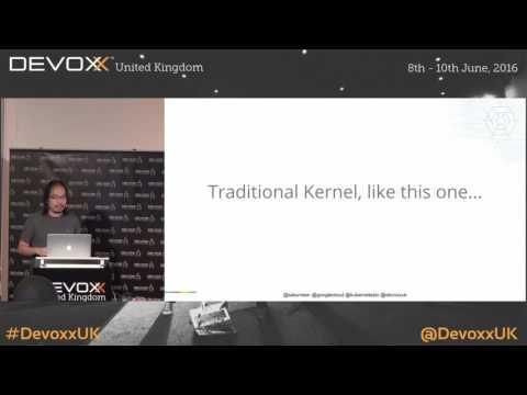 Building a unikernel Java Application