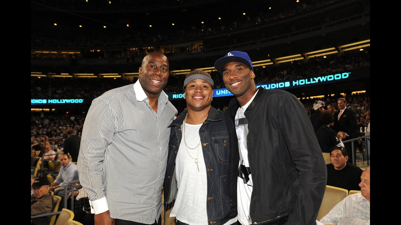 Lakers' Magic Johnson Showers His Love on Los Angeles ...