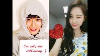 Seohyun & Suho -One Call Away