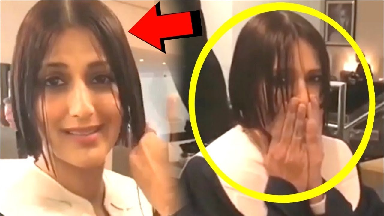 Sonali Bendre Cries During Haircut For Cancer Treatment Youtube