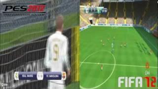 LPtG HD - FIFA 12 vs Pro Evolution Soccer 2012 [Análisis Wii]
