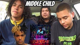 PnB Rock - Middle Child feat. XXXTENTACION [Official Audio] REACTION REVIEW