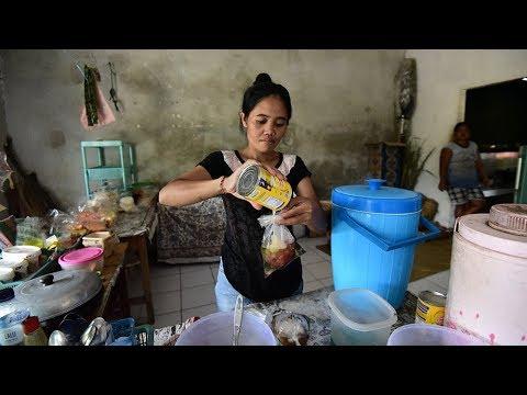 Bali evacuees keep going home despite possible eruption of Mt Agung