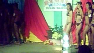 underwear  contest