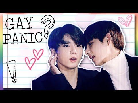Top Taekook Gay Panic Moments